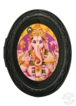 Ganesh Cameo Locket Ring